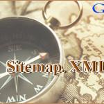 Работа с файлом SITEMAP.xml
